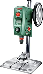Bosch 博世 台式钻机PBD 40(710 W,钢/木材的钻孔直径可达:13毫米/ 40毫米,钻孔冲程90毫米,包装在纸板箱中)