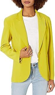 Norma Kamali 女式单排扣夹克