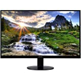 Acer 宏碁 SB220Q bi 全高清(1920 x 1080)IPS超薄零帧监视器(HDMI和VGA端口),黑色…