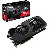 ASUS 华硕 Dual AMD Radeon RX 6700 XT标准版12GB GDDR6游戏显卡(AMD RDNA…