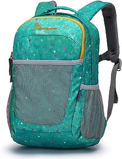 Mountaintop 男孩女孩幼儿学校露营学前幼儿园背包 6045l-green Printing