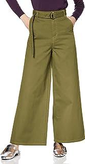 Lily Brown高腰阔腿裤 LWFP195026 女士