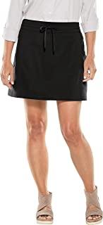 Coolibar UPF 50+ 女式旅行短裙 - *