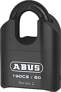 Abus - 190/60 60 毫米 密码锁,挂锁 35833 - ABU