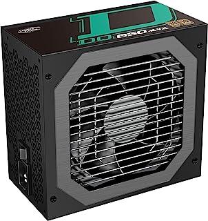 DeepCool DQ850-M-V2L 850W ATX12V / EPS12V 80 Plus 金色认证全模块化电源,10 年保修