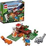 LEGO 乐高 我的世界 Tiga冒险 21162