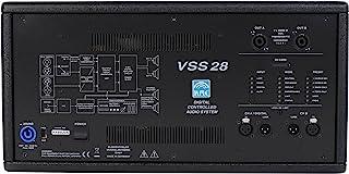 K.M.E. VSS 28 有源低音炮 2x 8 英寸