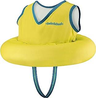 Swim School 幼儿浮力泳衣,黄色