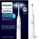 Philips 飞利浦 Sonicare HX6817 / 01 ProtectiveClean 4100 可充电电动牙…