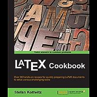 LaTeX Cookbook (English Edition)