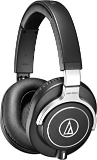 Audio-Technica 铁三角 ATH-M70X 封闭式动态专业录音室监听耳机
