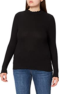 JdY 女士 Jdyfransiska L/S 罗纹上衣 JRS Noos 长袖衫