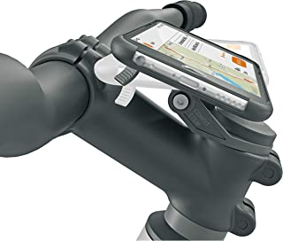SKS GERMANY COMPIT STEM 手机支架安装在安装上(固定*固定在车轮上,卡口式锁,角度可调节,水平和垂直安装,包括固定材料)