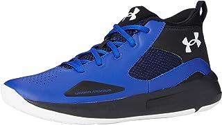 Under Armour 中性儿童 Grade School Lockdown 5 篮球鞋