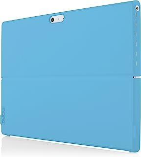 Incipio Feather Hybird Microsoft Surface Pro 4平板电脑保护壳 - 经微软认证,缓冲保护壳[支架兼容型,可装Surface Pen,不同颜色]MRSF-093-BLU  高级