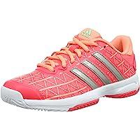 adidas 儿童Barricade Club 网球鞋