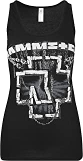Rammstein 女士枷锁背心