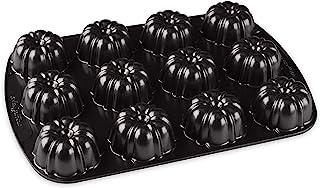 Nordic Ware Pro Cast Bundt Brownie Pan(新老式样 随机发货)