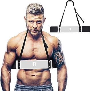 高级 Biceps RIMSports *佳肌肉二头肌玩具枪 适合二头肌和三头肌锻炼 理想二头肌隔离器和臂爆发器 高强度精英肌肉手臂 Blaster 适用于健身者和举重运动者