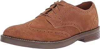 Clarks 男士 Paulson Wing 牛津鞋