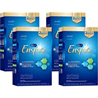 Enfamil Enspire 美赞臣 蓝臻1段 (0-12个月) 婴儿奶粉 补充装 850g/盒*4盒装 (含乳铁蛋白…