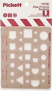 Pickett 等轴测六角螺母和头模板 4 Flow Process Symbols