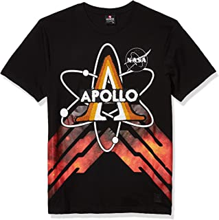 Southpole 男式加大加长款 NASA 系列时尚 T 恤(短袖和长袖)