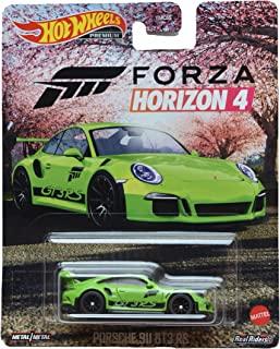 Hot Wheels 保时捷 911 GT3 RS,[*] Forza-Horizon 4