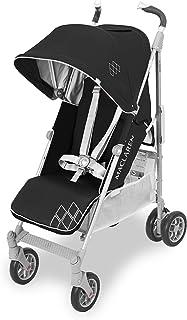 Maclaren Techno XT 婴儿推车 - 功能齐全,轻质紧凑。适合新生儿和重达25千克的新生儿*系统™,扩展 UPF 50+/防水遮阳篷,Sovereign™ 终身保修