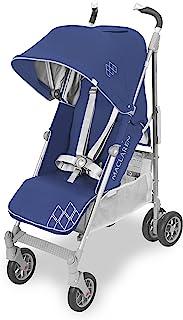 Maclaren Techno XT 婴儿车 – 全装备,轻便紧凑。适合新生儿和25公斤以下的儿童。Newborn Safety System™,可伸缩 UPF50+/防水遮篷,Sovereign™ 终身保修