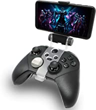 ADZ X One 控制器手机支架,智能夹可调节手机支架,兼容Xbox One、Xbox One S、Xbox One X、Elite 无线控制器
