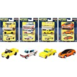 [Matchbox 火柴盒] Collector's Assort 收藏集合 [小型车8台装 盒装销售] 986G-GB…