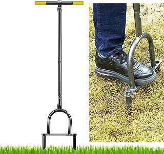 Harrms Lawn Coring 曝气器手册,手动草坪*器,重型核心曝气工具,生产草坪塞,防止草坪跑落