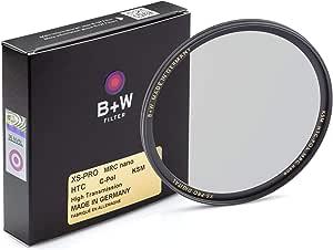 B+W 77mm XS-Pro HTC Kaesemann Circular Polarizer with Multi-Resistant Nano Coating