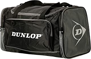 Dunlop 男士运动包 男士运动包 周末包 带鞋格层和潮湿夹层 适合男士和女士的健身包,健身,健身,旅行袋,粗呢袋(中号:54 x 28 x 30 厘米)