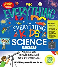 The Everything Kids' Science Bundle: The Everything® Kids' Astronomy Book; The Everything® Kids' Human Body Book; The Ever...