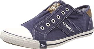 MUSTANG 男士 4058-401-777 一脚蹬运动鞋