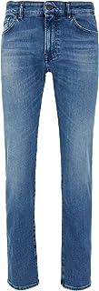 BOSS 男士 Maine Bc-c 直筒牛仔裤