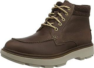Clarks Dempsey Moc 男士半筒靴