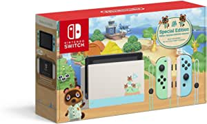 Nintendo Switch - Animal Crossing: New Horizons Edition - Switch