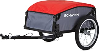 Schwinn Day Tripper 货运拖车 Schwinn Day Tripper Cargo Trailer, Red/Black 黑色 13-SC320
