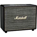 Marshall 马歇尔 Woburn 蓝牙扬声器,黑色(4090963)(04090963)