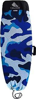 Tidal Wake TAG-IT Snub Nose 冲浪和唤醒板袜袋,内置姓名标签 147.32 厘米,为您的包包包打上 - 个性化定制您的名字!