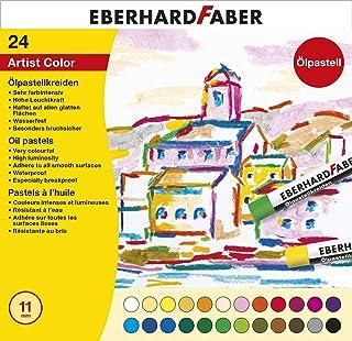 Eberhard Faber EFA 油蜡笔(24 张装)