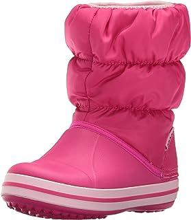Crocs 冬季泡棉男女通用童靴