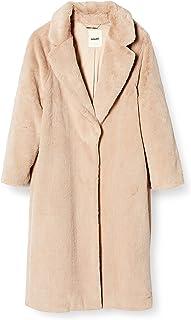 SNIDEL 长毛皮线大衣