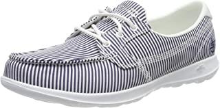Skechers Go Walk Lite 女士加勒比船鞋