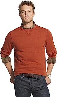G.H. Bass & Co. 男式探险者绒面羊毛长袖连帽夹克
