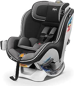 Chicco Nextfit 拉链可转换汽车*座椅 碳灰色