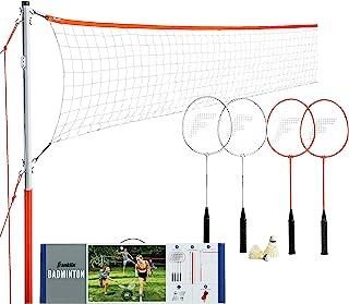 Franklin Sports 羽毛球 - 入门级、家庭和专业套装